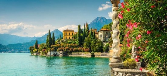 4* Lake Como: 7 nights + flights