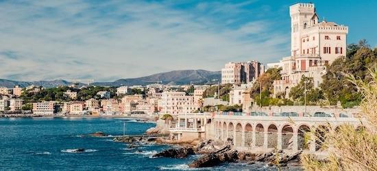 4* Genoa: 4 nights + flights