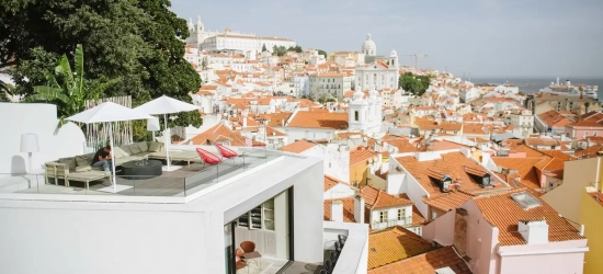 Win a weekend for two in Lisbon
