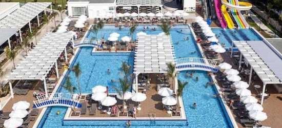 5* getaway in Antalya, Turkey w/flights