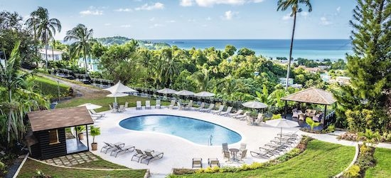 4* deluxe all-inclusive St Lucia holiday w/flights