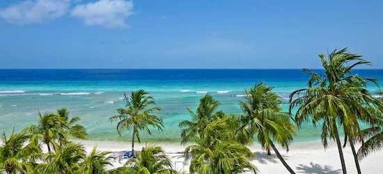 4* deluxe Barbados escape w/breakfast & flights