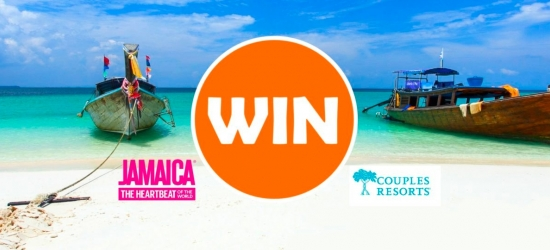 Win an all-inclusive week for two in Jamaica