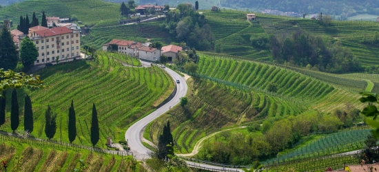 Win a short break to Italy's Prosecco Hills