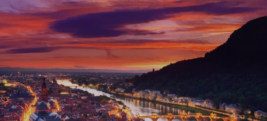 Win a romantic escape to picturesque Heidelberg in Germany