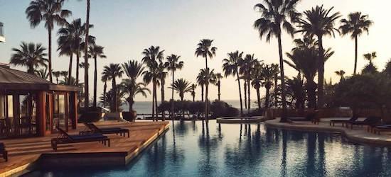 5* luxury Paphos escape w/breakfast & flights