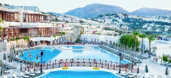 4* all-inclusive Turkey break w/flights