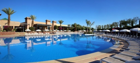 4* all-inclusive Morocco holiday w/flights
