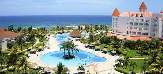 5* all-inclusive Jamaica getaway w/flights