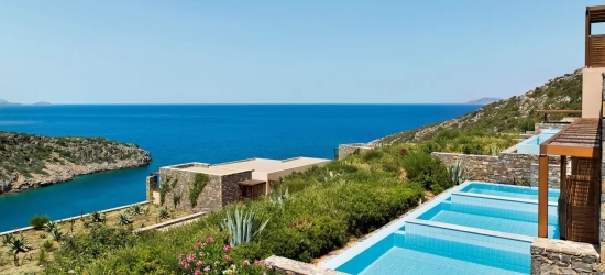 Win a 7-night getaway to Crete