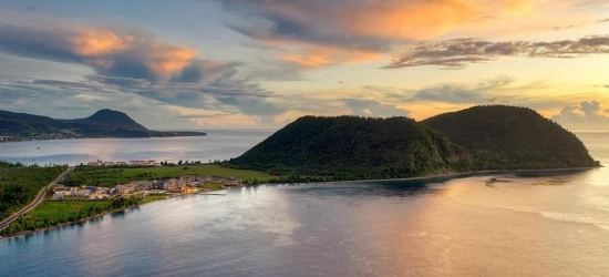 Win a trip to the Caribbean island of Dominica