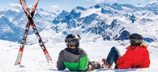 Win a 7-day learn-to-ski holiday in the French Alps + lessons and gear