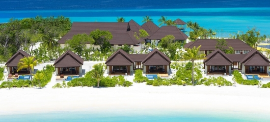 Win a luxury trip to an island resort in the Maldives - worth £5,000