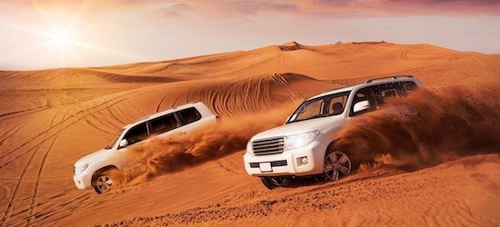 Middle East: Enchanting Emirates & Magic of Oman tour