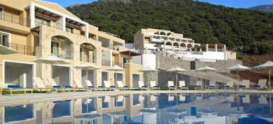 5* escape in Crete East, Greece