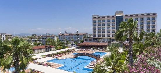 5* holiday in Antalya, Turkey