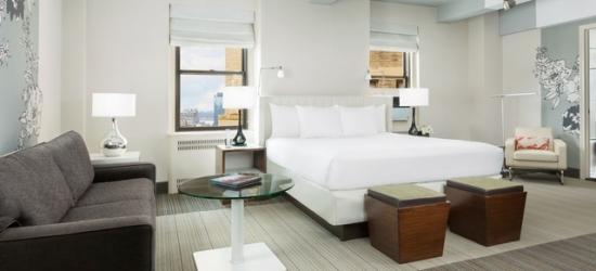 €34 per persona a per notte | Stewart Hotel, New York