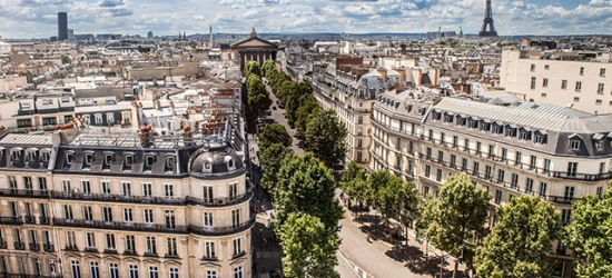 €55 per persona a per notte | Hotel Maxim Quartier Latin, Parigi