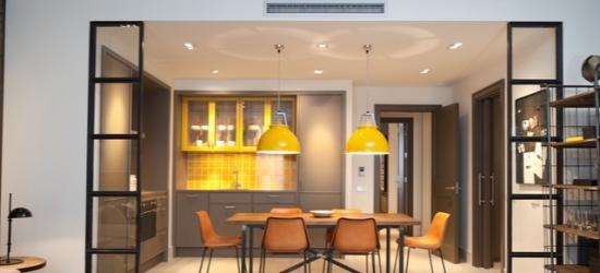 €68 Basato su 4 persone per appartamento per notte | Midtown Apartments, Barcellona