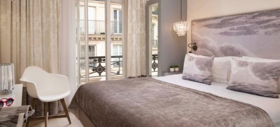 €74 per persona a per notte | Hôtel Monsieur, Parigi