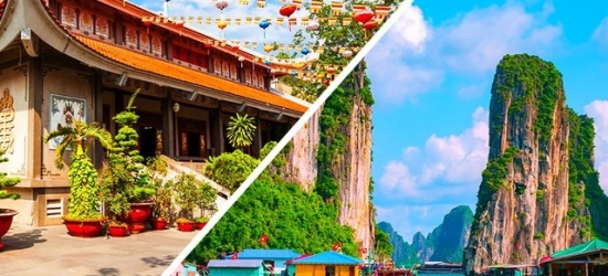 Incantevole tour tra i tesori del Vietnam, Hanoi, Baia di Halong, Hoi An, Ho Chi Minh