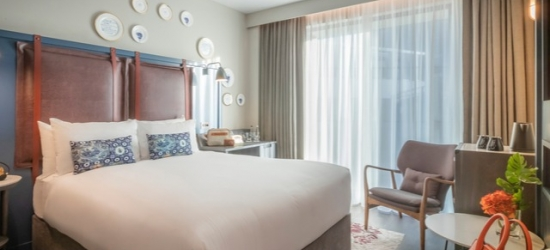 €50 per persona a per notte | Clayton Hotel City of London, Londra