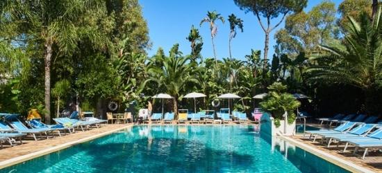 €36 per persona a per notte | Central Park Hotel Terme, Ischia, Campania