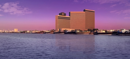 Based on 2 people per night   5* Dubai stay at a waterside hotel, Hyatt Regency Dubai, UAE