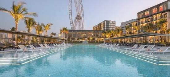 $ Based on 2 people per night | Dazzling 5* bolthole on a Dubai island, Caesars Resort Bluewaters Dubai, UAE
