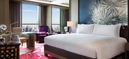 $ Based on 2 people per night   Stylish luxury hotel in Bangkok's Sukhumvit district, Sofitel Bangkok Sukhumvit, Thailand