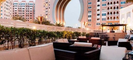 Based on 2 people per night   Glamorous 5* Dubai hotel with private beach, Mövenpick Ibn Battuta Gate Hotel Dubai, UAE