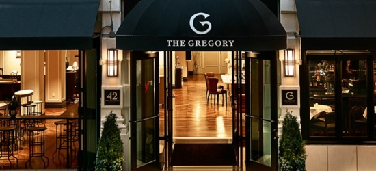 $ Based on 2 people per night   Elegant NYC boutique hotel in the Fashion District, The Gregory, Midtown