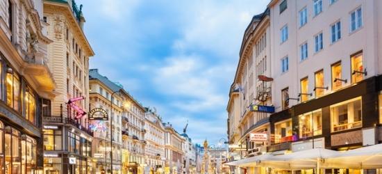 $ Based on 2 people per night | Enchanting Vienna hotel with Art Nouveau-style interiors, Hotel Schani Salon, Austria