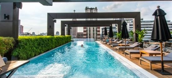 $ Based on 2 people per night   5* Bangkok hotel in Ratchathewi, VIE Hotel Bangkok - MGallery by Sofitel, Thailand