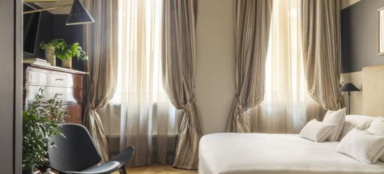 $ Based on 2 people per night | Chic Rome bolthole in the heart of the city, Crossing Condotti, Italy