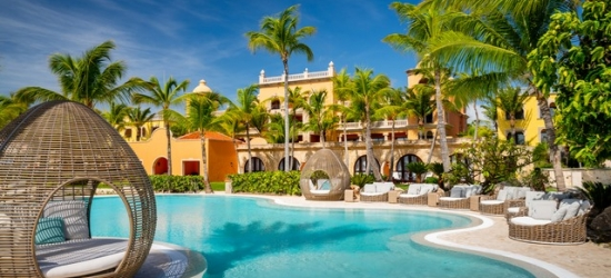 $ Based on 2 people per night | 5* all-inclusive Dominican Republic stay at an adults-only retreat, Dominican Republic, Caribbean