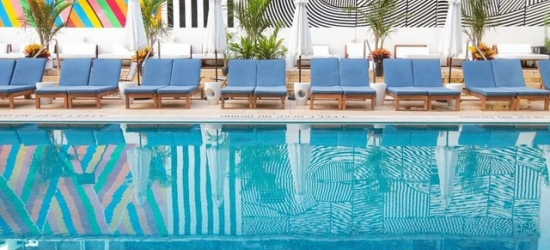 $ Based on 2 people per night | Sought-after Brooklyn base with a trendy pool, Williamsburg, New York