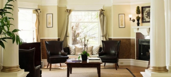 $ Based on 2 people per suite per night | Historic Napa Valley country inn, 1801 First, California