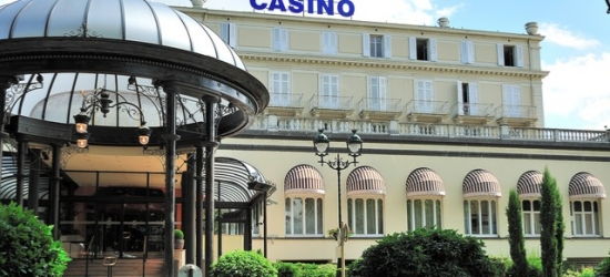 $ Based on 2 people per night | Stately French spa hotel near Geneva with golf & casino, Grand Hotel Domaine de Divonne, Rhone Alps