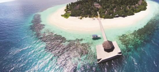 $ Based on 2 people per villa per night | Idyllic resort in the picture-perfect Maldives, Outrigger Konotta Maldives Resort, Gaafu Dhaalu Atoll