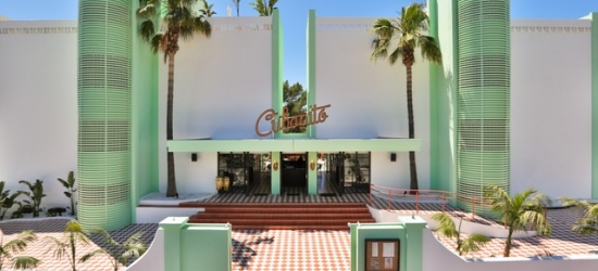 Based on 2 people per night | Colorful Ibiza stay in San Antonio, Cubanito Ibiza Suites, Spain
