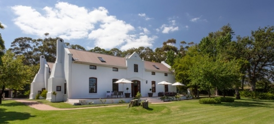 Based on 2 people per night | Historical Cape Winelands stay amid vineyards, Andreas Country House, Wellington, South Africa