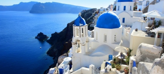 $ Based on 2 people per suite per night | Boutique Santorini suites with jaw-dropping views, CSky Hotel, Greek Islands