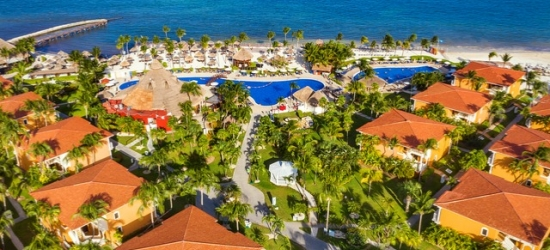 $ Based on 2 people per suite per night | 5* all-inclusive Riviera Maya oceanfront resort, Ocean Maya Royale All Inclusive Adults Only, Mexico