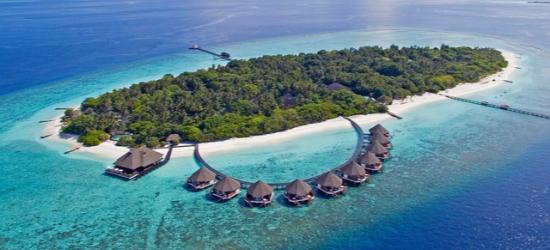 $ Based on 2 people per night | Premium all-inclusive Maldives island escape, Adaaran Select Meedhupparu, Maldives