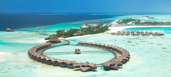Maldives: luxury all-inc beach holiday w/speedboat, 25% off