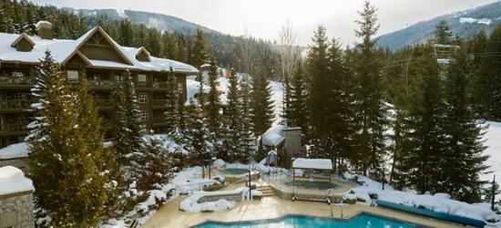 £129 -- Ski-Season Stays inWhistler Blackcomb, 45% Off