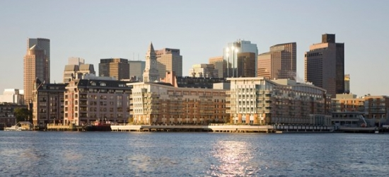 £114 & up -- Boston 4-Star Waterfront Hotel into Spring