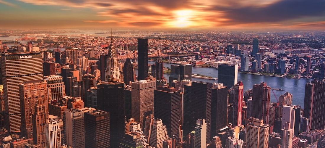4* New York city break w/flights
