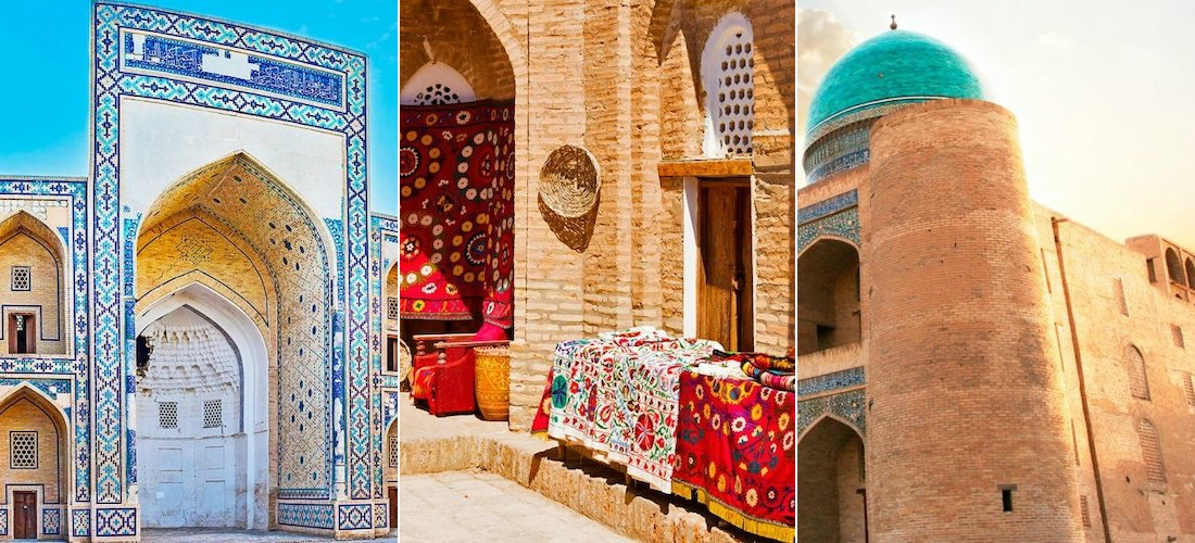 Uzbekistan: Cities of the Silk Road Tour